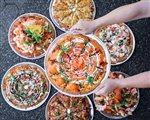 pizza rôzne druhy pxb