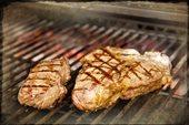 steaky na grile