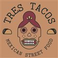 tres tacos logo